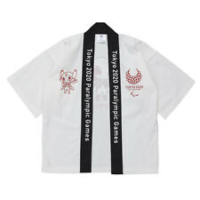 New 2020 Tokyo Olympic Official Mascot happi coat White for children limited F/S