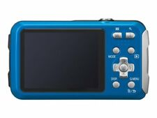 Panasonic Lumix Dmc-ft30 Waterproof Digital Camera - Blue