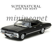 GREENLIGHT 84032 SUPERNATURAL TV SERIES 1967 CHEVROLET IMPALA SPORT SEDAN 1/24
