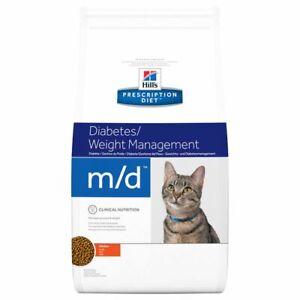 Hill's Prescription Diet Feline m/d Diabetes/Weight Management Chicken **1.5kg**