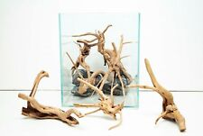 "NATURAL SPIDER WOOD 2, 3,4 OR 5 PCS (6"" - 12""inch Random shapes)  Skinny Branch"