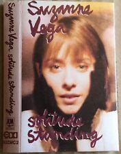 SUZANNE VEGA Solitude StandingORIGINAL1987UK A&M paper labels cassetteTESTED Ex!