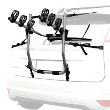 3Bikes Car Bicycle Rear Carrier Bicycle Holder Stand Storage Carrier Trunk Mount