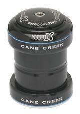 """Cane Creek Doble X 1.5 1.5"""" Onepointfive Ahead Tasa de impuestos Nuevo negro"""