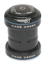 "Cane Creek Double X 1.5 1.5"" Onepointfive Testa Serie sterzo Nuovo nero"