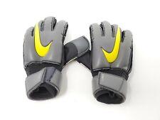Nike GK Spyne Pro Soccer Goalkeeper Gloves Size 8 Anthracite Black GS0371 060