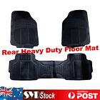 3pcs Heavy Duty Rubber Black Car Carpet Floor Mats For Holden Cruze Sedan Hatch