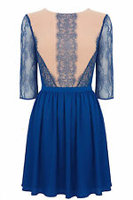 Oasis Lace Skater Dresses for Women