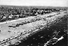 Cartolina - Postcard - Rimini - Panorama - veduta aerea - anni '50