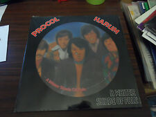Procol Harum A Whiter Shade of Pale Pic Disc Sealed LP