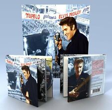 Elvis Presley - Tupelo Welcomes Home Elvis Presley - Book/ CD New & Sealed****