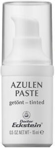 Dr Eckstein Azulen Paste Tinted 15ml