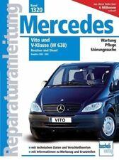 Mercedes Vito und V-Klasse, Serie W638, 2000-2003 - Peter Russek - 9783716821374