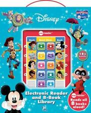 New listing Disney - Mickey Mouse, Toy Story and More! Me Reader Electronic Reader 8 Book So