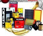 KIT TAGLIANDO OLIO FORD 5W30+4 FILTRI FORD FOCUS C-MAX VOLVO C30-S40-V50 2.0TDCI