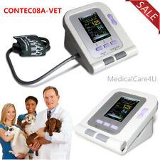 Veterinary Blood Pressure Monitor Vet NIBP Pulse Rate Heart Beat Meter Software