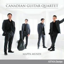 Bruderl / Cote-Giguere / Canadian Guitar Quartet - Mappa Mundi [New CD]