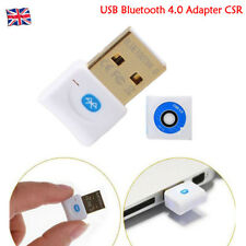 For PC with Windows 10 8 and XP Vista Bluetooth 4.0 USB Dongle Adapter 1 Set