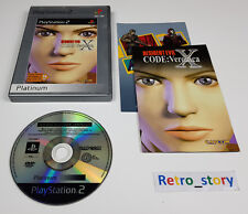 PS2 Resident Evil - Code Veronica X PAL