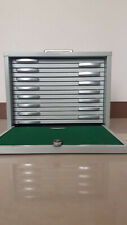 Coin Metal Cabinet, Medal, Numismatic, Coin Cabinet, Coins, Ahrend