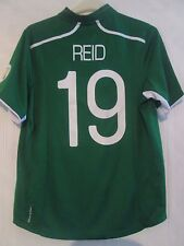 Andy Reid Match Worn Ireland v Kazakhstan 2013 Home Football Shirt last match