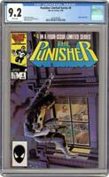 Punisher #4 CGC 9.2 - Mike Zeck Cover, 1986 Series