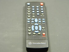 MERCEDES BENZ M CLASS DVD REAR Entertainment Remote Control REAR SEAT