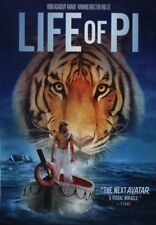 Life of Pi (DVD, 2012)
