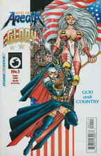 Warrior Nun Areala and Glory #1 VF/NM; Antarctic | save on shipping - details in