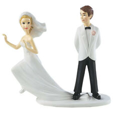 Runaway Bride Wedding Cake Topper from Wilton #7142