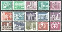 Germany (East) DDR GDR 1973/4 MNH Definitives Mi from 1820-1967 SG E1533-E1546a