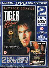 Tiger Warsaw / Split Decisions (2 films on 1 DVD)