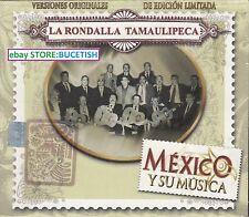La Rondalla Tamaulipeca Mexico y su Musica Box set 3CD New Nuevo sealed