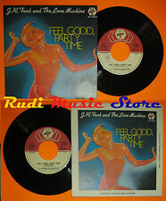 LP 45 7'' J.R. FUNK AND THE LOVE MACHINE Feel 1980 italy BABY RECORDS cd mc dvd
