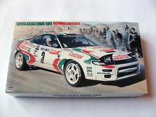 HASEGAWA 25010 KIT 1/24 TOYOTA CELICA TURBO 4WD 1993 MONTE CARLO RALLY