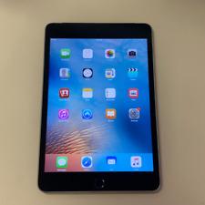 Apple iPad Mini 4 - 16GB - Gray (Unlocked) (Read Description) CG1151