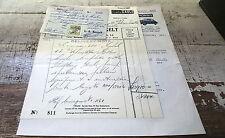 1952  VELOCETTE LE   Australian Dealer Paperwork  RARE