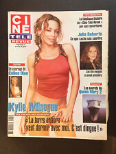 CINE REVUE 2004 N°2 kylie minogue cary grant michael jackson celine dion