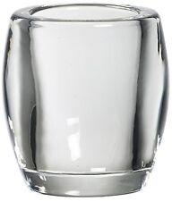 Bolsius Vetro trasparente Portacandele Tea Light