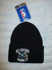 New Orleans Hornets NBA Black Winter Knit Cuff Beanie
