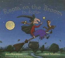 Room on the Broom in Scots by Julia Donaldson (Paperback, 2014)