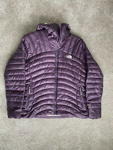 North Face Purple 600 Down Filled Jacket Womens Size XL