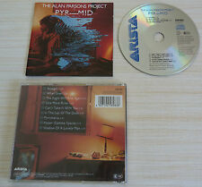 CD ALBUM PYRAMID THE ALAN  PARSONS PROJECT 9 TITRES 1979