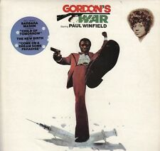 GORDON'S WAR Soundtrack LP Vinyl Paul Winfield BARBARA MASON GWPL/073 US @N/M@
