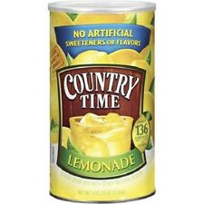 Country Time Lemonade BIG SIZE 2.33KG no lid clearance