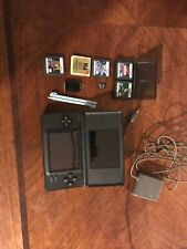 nintendo ds lite And games lot (R4 SDHC)