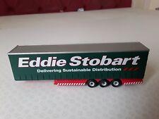 Oxford Diecast Eddie Stobart Curtainside Trailer,1:76