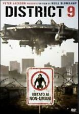 DvD DISTRICT 9  - (2009) *** Contenuti Speciali ***  ......NUOVO