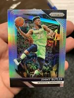 2018-19 Panini Prizm Silver Jimmy Butler #67 Miami Heat HOT!!!