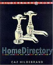 Hildebrand's Home Directory Hardcover Caz Hildebrand